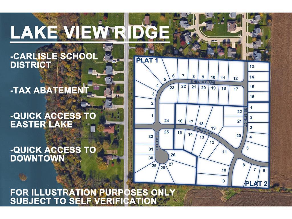 Lot 4 Lake View Ridge Plat 1 Street - Photo 1