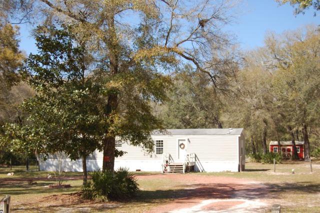 136 SE 128 Ave, Old Town, FL 32680 (MLS #775423) :: Pristine Properties