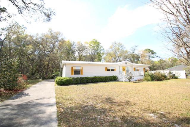 17190 NW 83 Ct, Fanning Springs, FL 32693 (MLS #775487) :: Pristine Properties