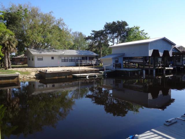 121 SE 892 Av, Suwannee, FL 32692 (MLS #775596) :: Pristine Properties