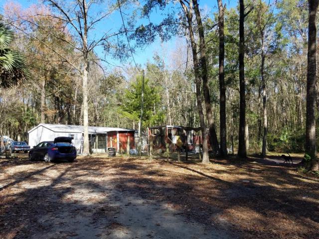 1307 NE 642 St, Old Town, FL 32680 (MLS #775780) :: Pristine Properties