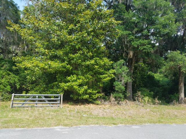 45th Terrace NW, Chiefland, FL 32626 (MLS #775809) :: Pristine Properties