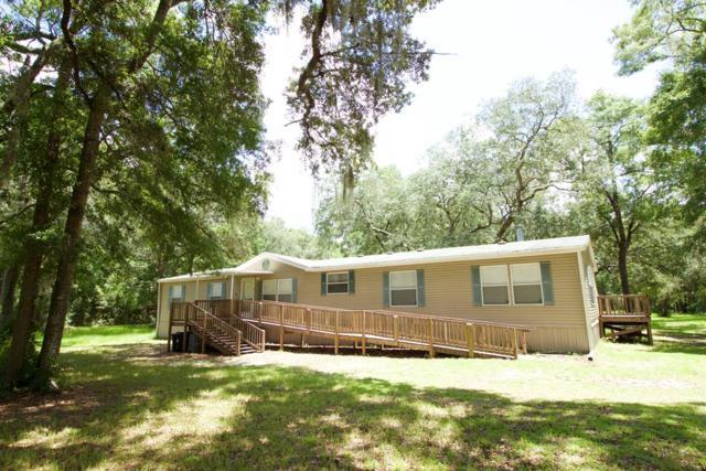 15371 NW 71st Terrace, Chiefland, FL 32626 (MLS #776056) :: Pristine Properties