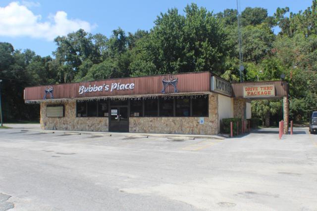 17650 NW Highway 19, Fanning Springs, FL 32693 (MLS #776063) :: Pristine Properties