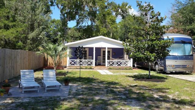 219 14 Street Se, Steinhatchee, FL 32359 (MLS #776138) :: Pristine Properties