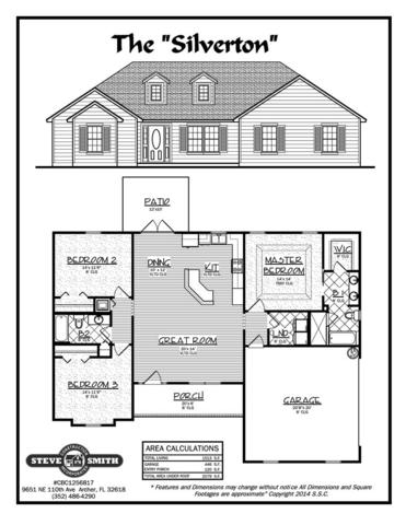 11010 NE 109th Place, Archer, FL 32618 (MLS #776189) :: Pristine Properties