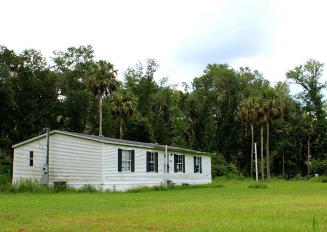 3176 NE 592 ST, Old Town, FL 32680 (MLS #776216) :: Pristine Properties