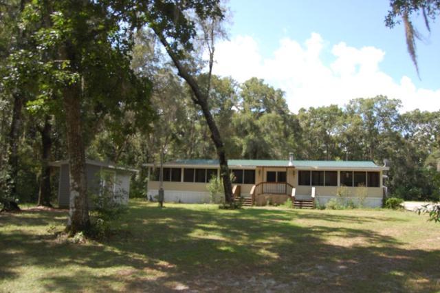 536 NE 405 St, Cross City, FL 32628 (MLS #776233) :: Pristine Properties