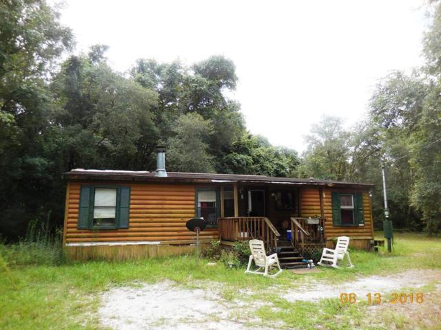 92 NE 447 Ave, Old Town, FL 32680 (MLS #776249) :: Pristine Properties