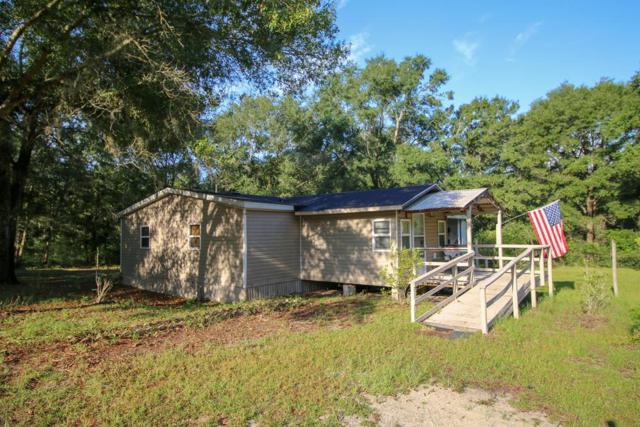 6447 NW 11th Place, Bell, FL 32619 (MLS #776304) :: Pristine Properties
