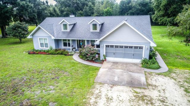 4929 SW 35th Trail, Bell, FL 32619 (MLS #776340) :: Pristine Properties