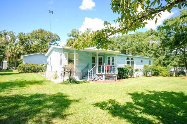 1263 NE 835 Street, Old Town, FL 32680 (MLS #776479) :: Pristine Properties
