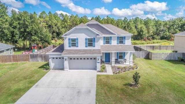 23186 NW 11th Rd, Newberry, FL 32669 (MLS #776569) :: Pristine Properties