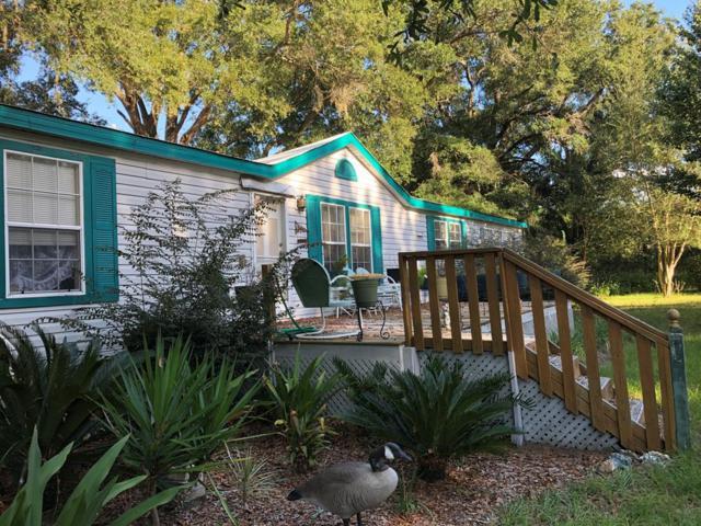 6055 NW 41st Cir, Bell, FL 32619 (MLS #776592) :: Pristine Properties