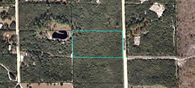 726th St SE, Old Town, FL 32680 (MLS #776604) :: Pristine Properties