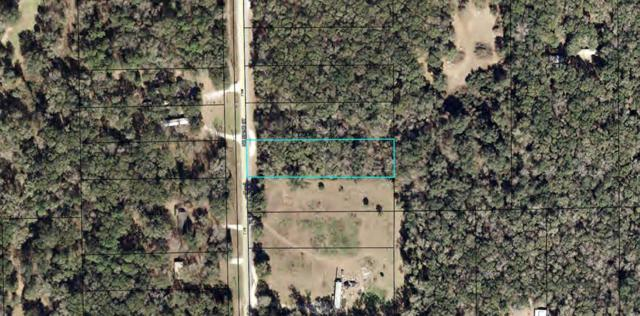 592nd St NE, Old Town, FL 32680 (MLS #776644) :: Pristine Properties