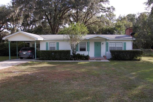140 NE 201 Avenue, Cross City, FL 32628 (MLS #776668) :: Pristine Properties
