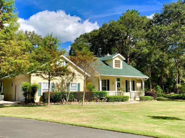 1979 SW 226th St, Newberry, FL 32669 (MLS #776786) :: Pristine Properties