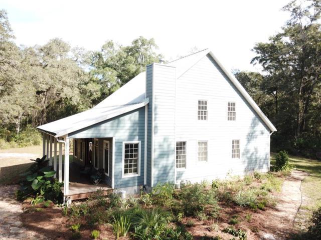 10194 NE Hwy 351, Old Town, FL 32680 (MLS #776858) :: Pristine Properties