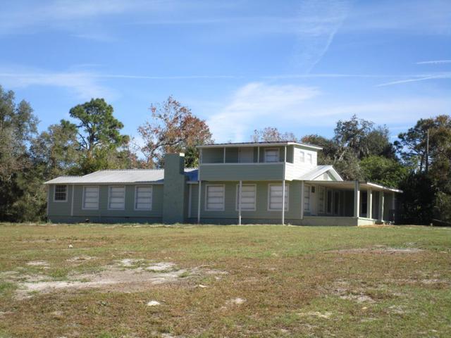 10405 NW 60 LN, Chiefland, FL 32626 (MLS #776870) :: Pristine Properties