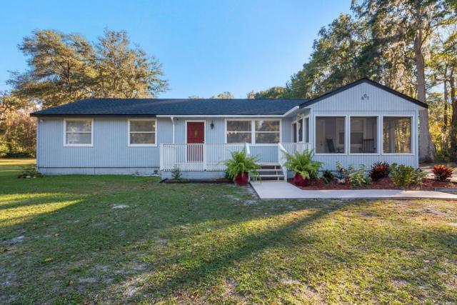 607 NE 364th, Old Town, FL 32680 (MLS #776890) :: Pristine Properties