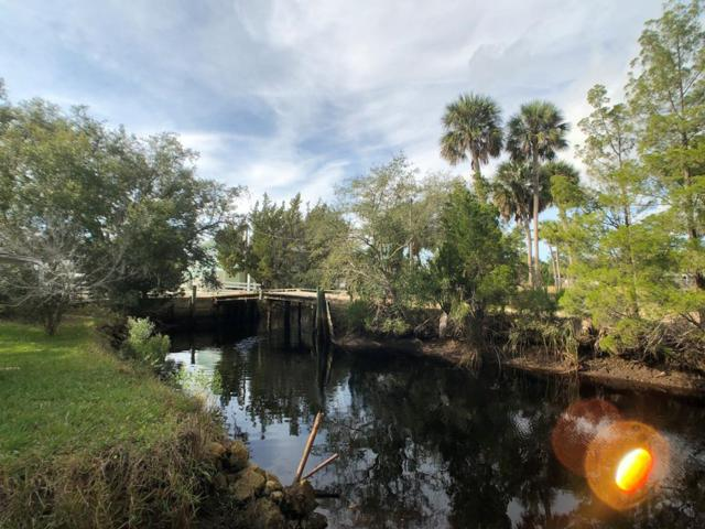15 & 16 Granger Road NE, Steinhatchee, FL 32359 (MLS #777047) :: Hatcher Realty Services Inc.