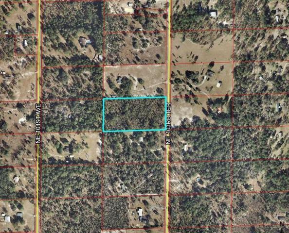 TBD 103rd Terr NE, Bronson, FL 32621 (MLS #777235) :: Pristine Properties
