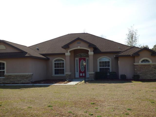 11330 NE 85 Avenue, Bronson, FL 32621 (MLS #777240) :: Pristine Properties