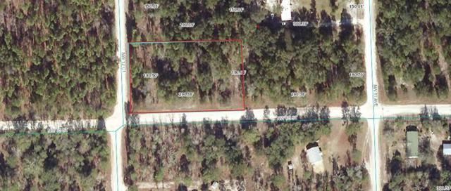 Nw 65/Nw 12 Ct NW, Bell, FL 32619 (MLS #777331) :: Pristine Properties