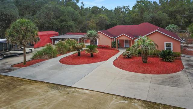 14950 NW Old Fannin Rd, Trenton, FL 32693 (MLS #777351) :: Pristine Properties