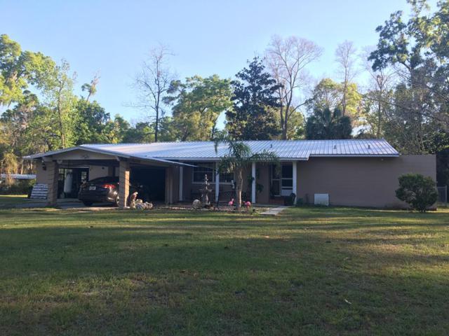 9219 Florida Street, Fanning Springs, FL 32693 (MLS #777578) :: Pristine Properties