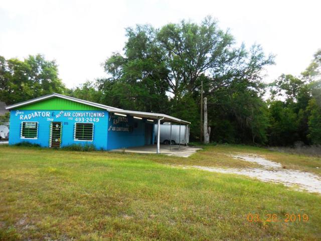 215 SE 4 Ave, Chiefland, FL 32626 (MLS #777594) :: Pristine Properties