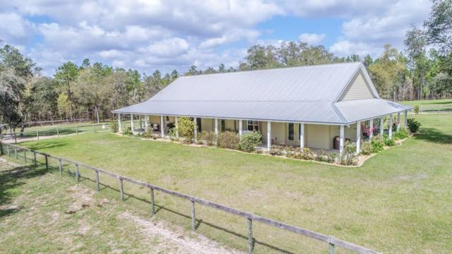 11471 SE 6th Street, Williston, FL 32696 (MLS #777601) :: Pristine Properties