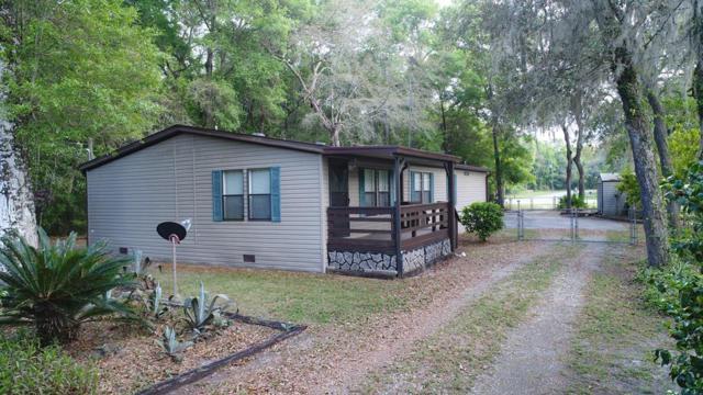 8150 NW 174 Place, Fanning Springs, FL 32693 (MLS #777716) :: Pristine Properties