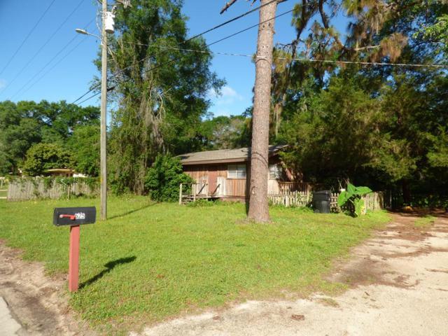 625 E Thrasher Drive, Bronson, FL 32621 (MLS #777721) :: Pristine Properties