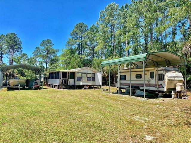Lot 115 SE 340th St, Suwannee, FL 32692 (MLS #777788) :: Pristine Properties