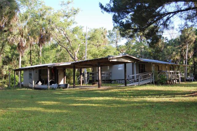 1331 NE Palm Street, Steinhatchee, FL 32359 (MLS #777827) :: Pristine Properties
