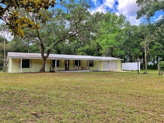 9250 NW 125 Lane, Chiefland, FL 32626 (MLS #777832) :: Pristine Properties