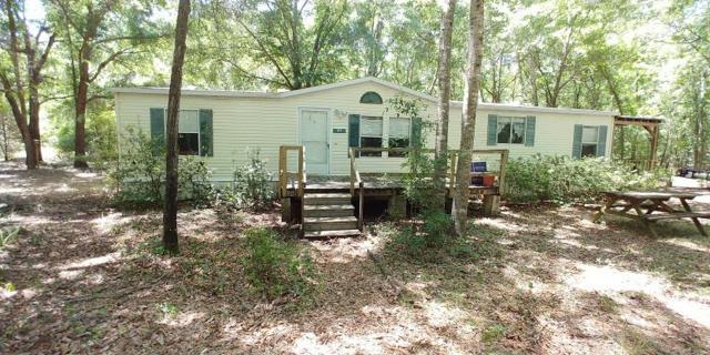 819 SE 41st Ave, Trenton, FL 32693 (MLS #777889) :: Pristine Properties