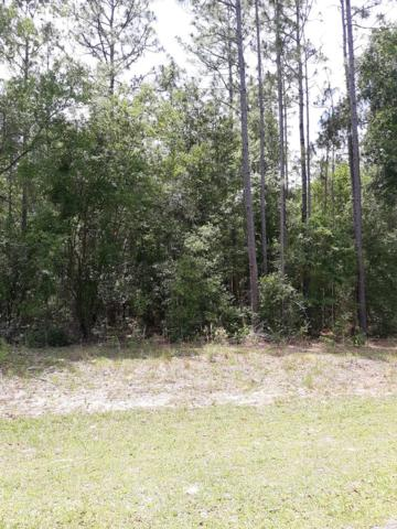 Lot 113 835th Street NE, Old Town, FL 32680 (MLS #777917) :: Pristine Properties