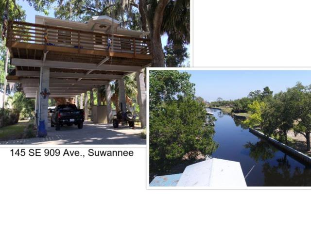 145 SE 909 Ave., Suwannee, FL 32692 (MLS #778002) :: Pristine Properties