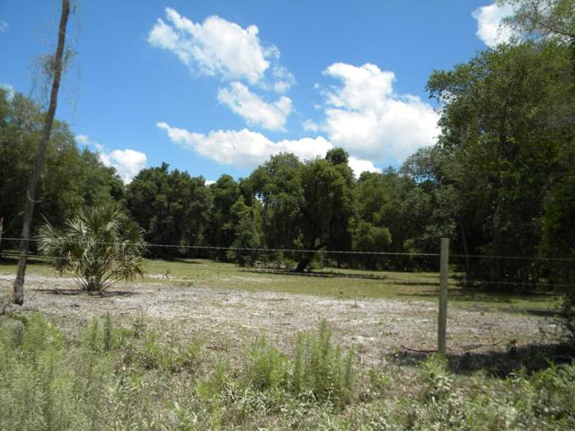 LOT 1 110th Street NW, Chiefland, FL 32626 (MLS #778009) :: Better Homes & Gardens Real Estate Thomas Group