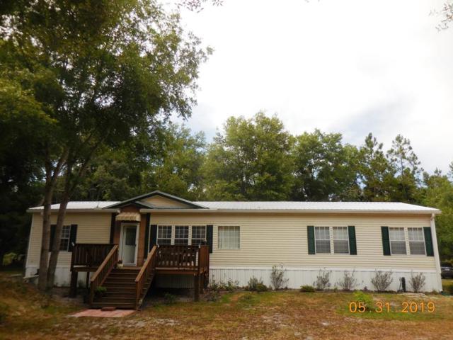 63 NE 447 St., Old Town, FL 32680 (MLS #778032) :: Pristine Properties