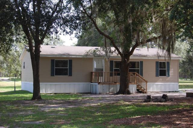 291 NE 474 AVE, Old Town, FL 32680 (MLS #778185) :: Pristine Properties