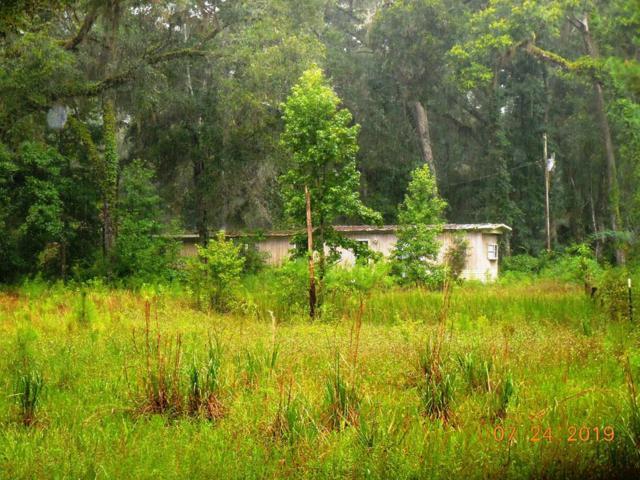 402&428 709 St. SE, Old Town, FL 32680 (MLS #778373) :: Pristine Properties