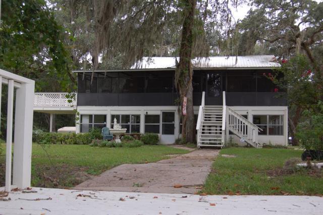1897 SE Hwy 317, Old Town, FL 32680 (MLS #778457) :: Pristine Properties