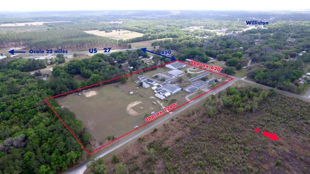 4151 NE 205 Ave, Williston, FL 32696 (MLS #778533) :: Pristine Properties