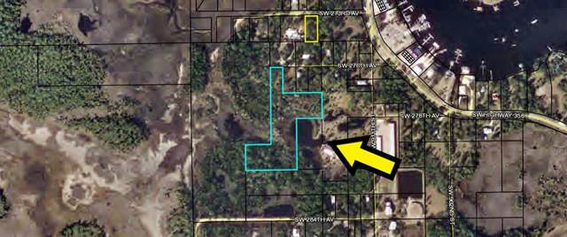 276th Ave SW, Steinhatchee, FL 32359 (MLS #778564) :: Compass Realty of North Florida