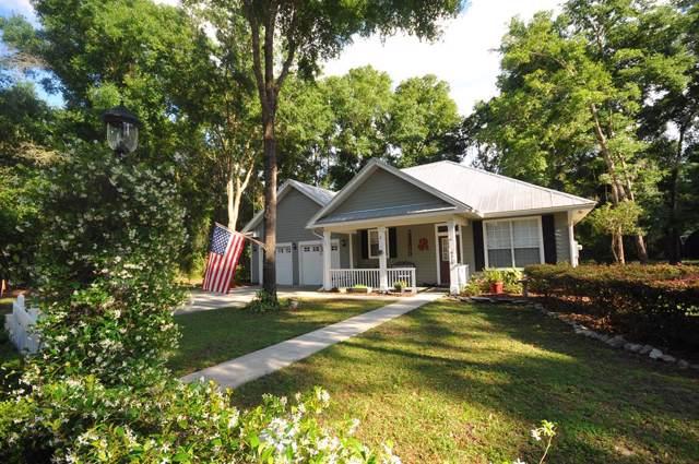 9310 Greenways Ln, Fanning Springs, FL 32693 (MLS #778640) :: Pristine Properties
