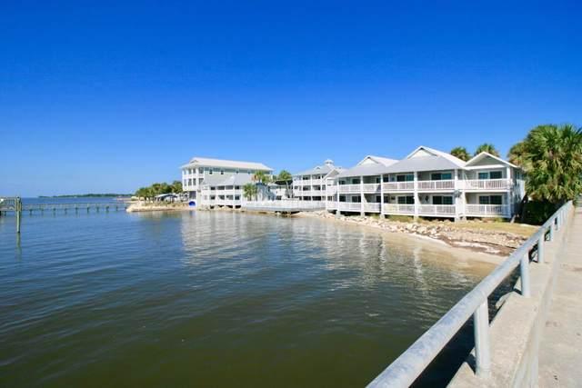 550 1st Street #111, Cedar Key, FL 32625 (MLS #778748) :: Pristine Properties